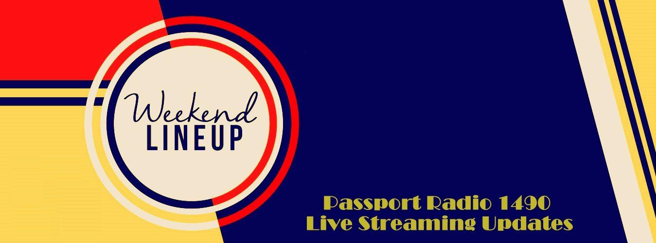 Passport Radio 1490 – Live Streaming Updates